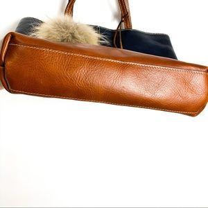 Patricia Nash Bags - Patricia Nash 100% Italian Leather Colorblock Bag